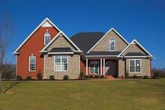 b10 piękne domy serii Zdjęcie Royalty Free