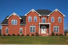 b11 piękne domy serii Zdjęcia Stock