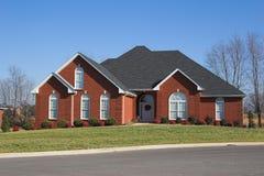 b13 piękne domy serii Zdjęcia Royalty Free