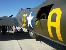 b17轰炸机机体 免版税库存照片