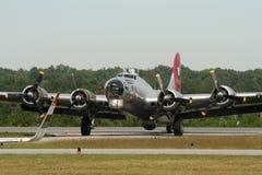 b17轰炸机ww2 库存照片