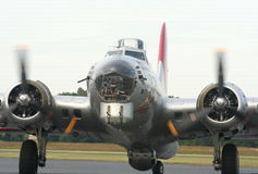 b17 ww2 bomber Stock Photos