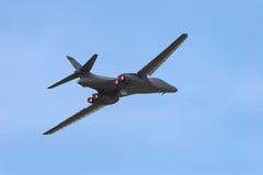 b1b轰炸机持枪骑兵 免版税库存图片
