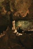 b24卡尔斯巴德洞穴 图库摄影