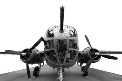 B25 Bomber Stock Image
