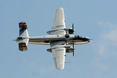 Free B25 Bomber Stock Photography - 5041032