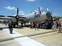 b29轰炸机fifi 库存图片