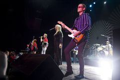 B52's live Stock Photography