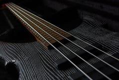 Baß-Gitarre Lizenzfreie Stockfotos