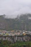 Baños DE Agus Santa, Ecuador stock fotografie
