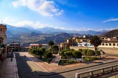 Baños w Ekwador Fotografia Royalty Free