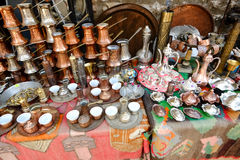 Baš�aršija market in Sarajevo Stock Photo