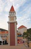 Baía da descoberta, ilha de Lantau, Hong Kong fotografia de stock royalty free