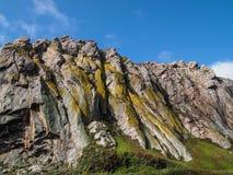 Baía da rocha de Morro Fotos de Stock