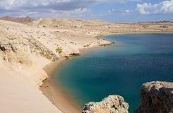 Baía da tartaruga em Egito Foto de Stock Royalty Free