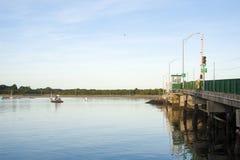 Baía de Apponagansett Imagem de Stock