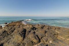 Baía de Ballito Imagem de Stock