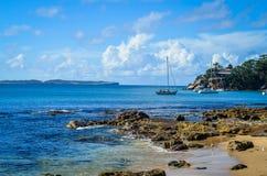 Baía de Bundeena - Sydney Imagem de Stock