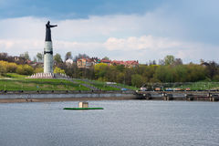 Baía de Cheboksary Imagens de Stock Royalty Free