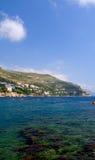 Baía de Dubrovnik Foto de Stock