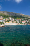 Baía de Dubrovnik Imagens de Stock