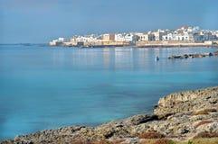 Baía de Gallipoli, Itália Imagens de Stock Royalty Free