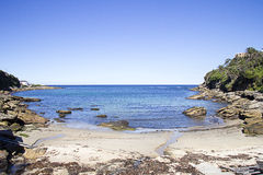 A baía de Gordon, Sydney, Novo Gales do Sul, Austrália imagens de stock