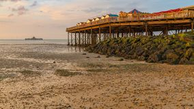 Baía de Herne, Kent, Inglaterra, Reino Unido fotografia de stock royalty free
