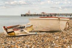Baía de Herne, Kent, Inglaterra, Reino Unido foto de stock royalty free