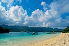 Baía de Kabira, ilha de Okinawa #3b Imagens de Stock Royalty Free