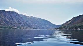 Baía de Kotorski imagem de stock