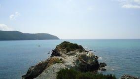Baía de Laconella Fotos de Stock Royalty Free