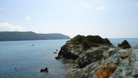 Baía de Laconella Fotos de Stock