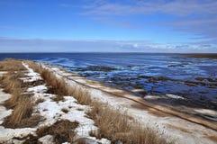 Baía de Liminka Fotografia de Stock Royalty Free