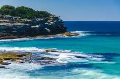 Baía de Mackenzies, Sydney Imagem de Stock Royalty Free