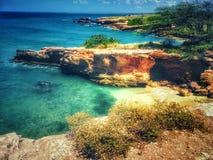 Baía de PenÃnsula Foto de Stock Royalty Free