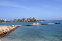 Baía de Polamar no isla Margarita Venezuela fotos de stock
