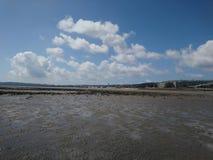 Baía de Swansea imagens de stock