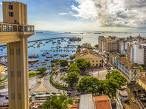 Baía de TODOS ósmio Santos Imagem de Stock Royalty Free