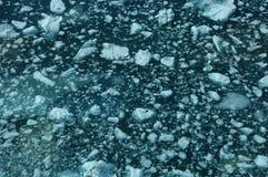 Baía de Yakutat Imagem de Stock