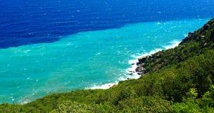 Baía do Ayu-Dag Imagens de Stock Royalty Free