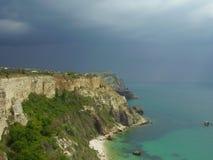Baía do mar Imagem de Stock Royalty Free