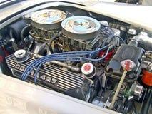 Baía do motor de automóveis dos esportes da cobra da C.A. & motor Foto de Stock