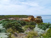 Baía do parque litoral das ilhas imagem de stock