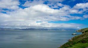 Baía dos patos em Califórnia do norte Imagem de Stock