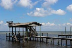 A baía em Destin Forida Imagens de Stock Royalty Free