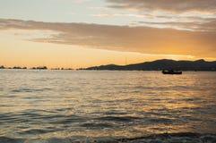 Baía inglesa Vancôver Fotos de Stock Royalty Free