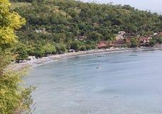 Baía na vila de Amed Foto de Stock Royalty Free