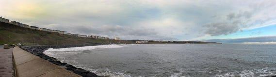 Baía norte de Scarborough Fotografia de Stock