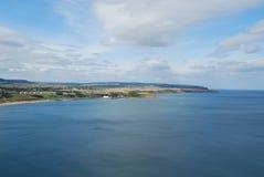 Baía norte Scarborough Imagens de Stock Royalty Free